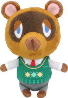 Peluches Animal Crossing