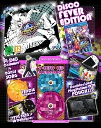 Persona 4 Dancing All Nights édition Disco Fever (PS Vita)