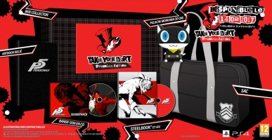 "Persona 5 édition collector ""Take Your Heart"" Premium Edition (PS4)"
