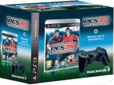 PES 2010 + Dualshock 3 (PS3)