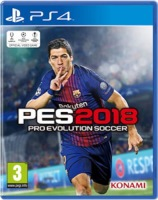 Monster Hunter World + PES 2018 édition Premium (PS4)