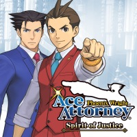 Phoenix Wright: Ace Attorney – Spirit of Justice (3DS)