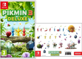 Pikmin 3 Deluxe (Switch) + magnets offerts