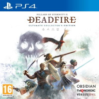 Pillars of Eternity II: Deadfire Ultimate Collector's Edition (PS4)