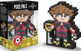Lampe Pixel Pals Kingdom Hearts Sora