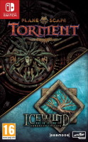 Planescape Torment + Icewind Dale Enhanced Editions (Switch)