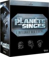 Intégrale « La planète des singes » en 7 Blu-ray