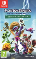 Plants vs Zombies : La bataille de Neighborville édition intégrale (Switch)
