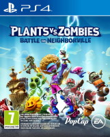Plants vs Zombies : La bataille de Neighborville (PS4)