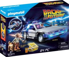 """Playmobil """"Retour vers le futur"""" boite 70317"""