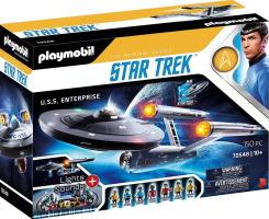 U.S.S. Entreprise Playmobil Star Trek