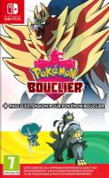 Pokémon bouclier avec Pass d'extension inclus (Switch)