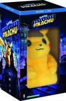 Pokémon : Détective Pikachu édition limitée avec peluche (blu-ray)