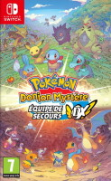 Pokémon Donjon Mystère : Equipe de secours DX (Switch)