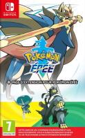 Pokémon épée avec Pass d'extension inclus (Switch)