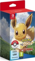 Pokémon : Let's Go Evoli (Switch)