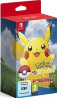 Pokémon : Let's Go Pikachu (Switch) + Pokéball Plus