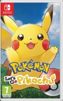 Pokémon : Let's Go Pikachu (Switch)