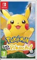Pokémon : Let's Go Pikachu (Switch)
