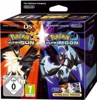 Pokémon Ultra-Soleil et Ultra-Lune édition collector ultra dual (3DS)