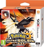 Pokémon Ultra-Soleil édition collector (3DS)