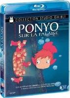 Ponyo sur la falaise (blu-ray)