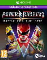 Power Rangers: Battle for the Grid édition collector (Xbox One)