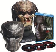 Predator édition collector tête de Predator (blu-ray 3D + blu-ray + DVD)