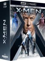 Prélogie X-Men (blu-ray 4K)