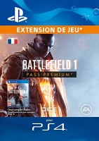 Premium Pass / Season Pass Battlefield 1 (PS4)