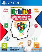 Professeur Rubik's Entraînement Cérébral (PS4)