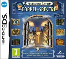 Professeur Layton - L'appel du Spectre (DS)
