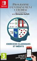 Programme d'entrainement cérébral du Dr Kawashima (Switch)