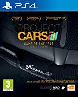 Project Cars édition jeu de l'année (PS4, Xbox One)