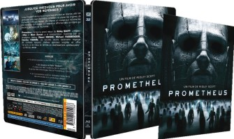 Prometheus édition limitée steelbook (blu-ray 3D + blu-ray + DVD)