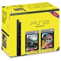 PS2 + F1 + PES 2008