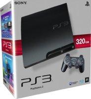 Console PS3 320 Go