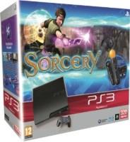 Pack Ps3 320 Go Noire + Sorcery + Pack Découverte + Manette De Navigation