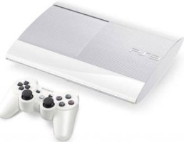 PS3 blanche 500 Go