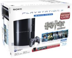 Console PS3 pack Harry Potter