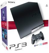 PS3 Slim 120 Go
