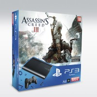 Pack PS3 Ultra Slim + Assassin's Creed III