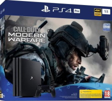 """PS4 Pro 1 To pack """"Call of Duty: Modern Warfare"""""""