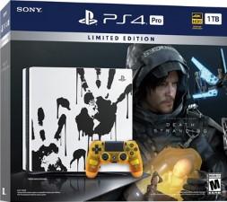 """PS4 Pro édition limitée """"Death Stranding"""""""