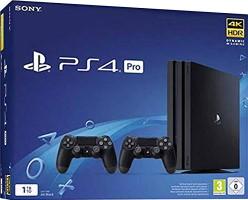 PS4 Pro + 2 manettes