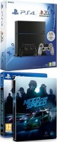 PS4 édition ultimate player 1 To + Dualshock 20th anniversary + Need for Speed