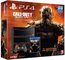 "PS4 1 To édition limitée ""Call of Duty Black Ops 3"""