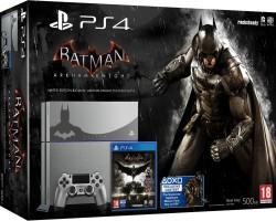 """Console PS4 édition limitée """"Batman Arkham Knight"""""""
