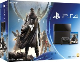 PS4 500 Go noire pack Destiny