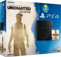 Pack PS4 Uncharted Collection